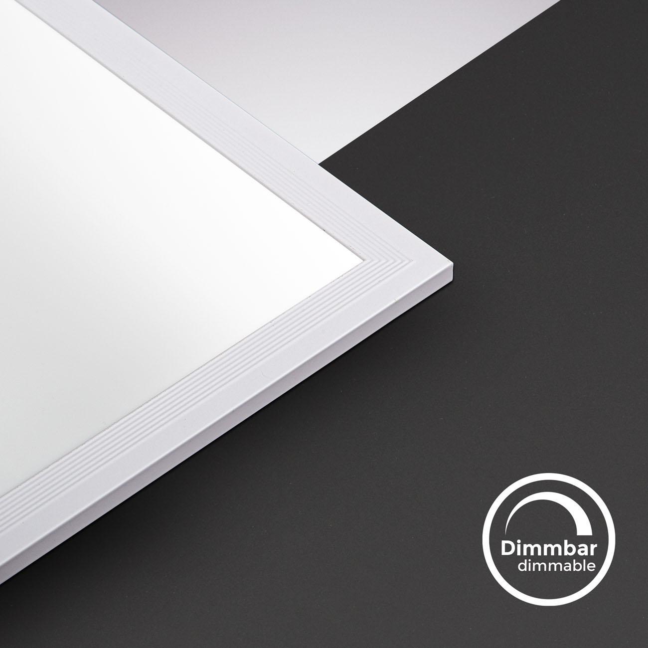 CCT LED Panel ultra-flach weiß - 6