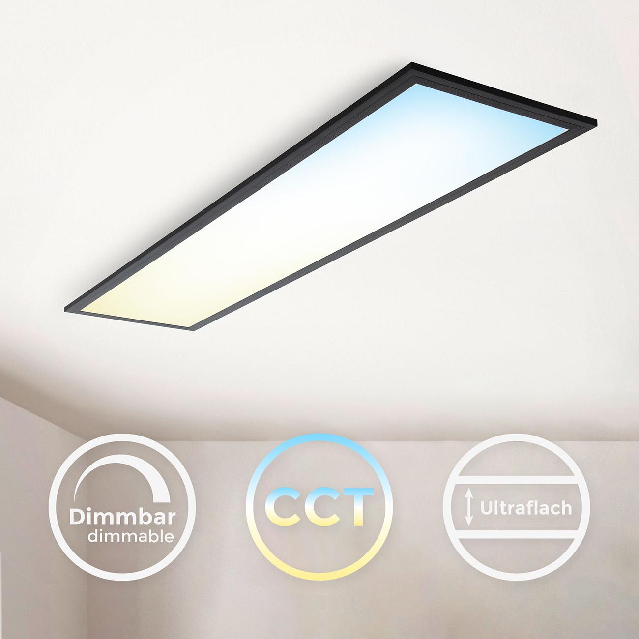 CCT LED Panel mit Timer und  Nachtlichtfunktion - 3