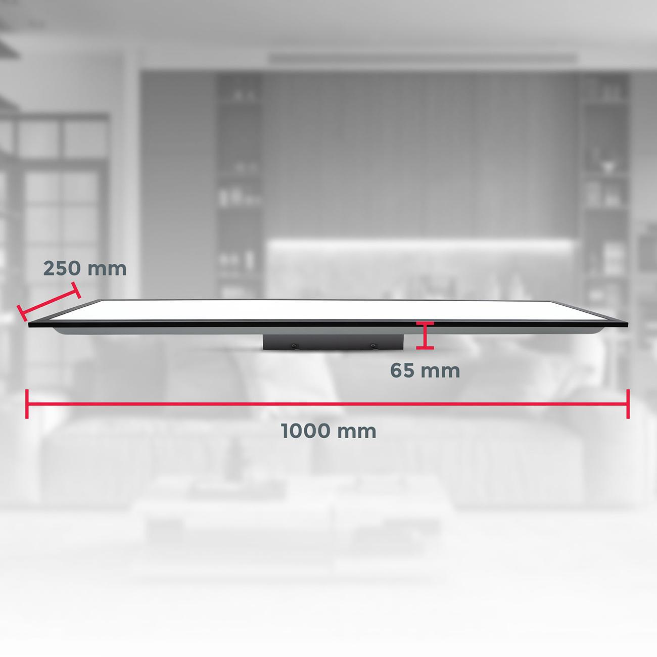 CCT LED Panel mit Timer und  Nachtlichtfunktion - 7