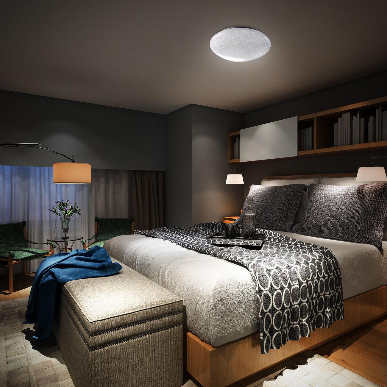 LED Deckenleuchte Sternenlicht - 2
