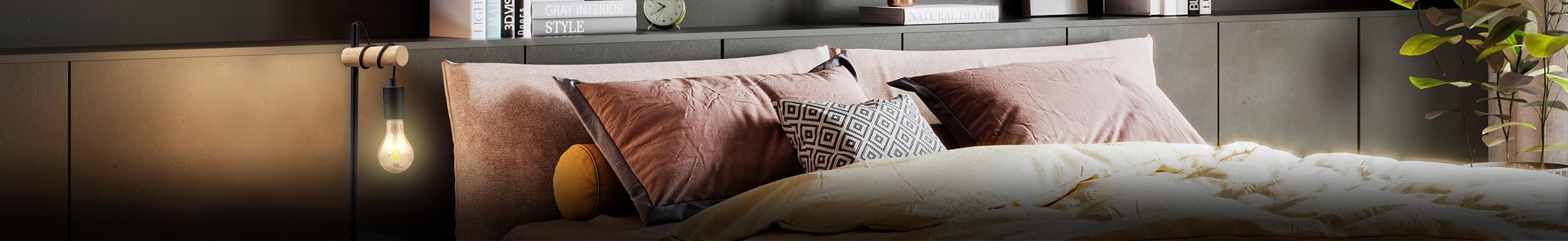 Schlafzimmerleuchten entdecken