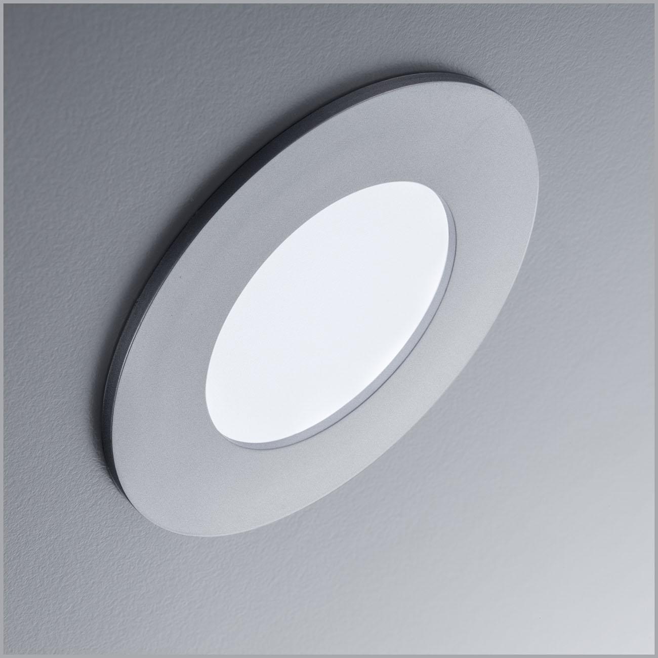 LED Einbaustrahler | Einbauleuchte 5er SET | ultra flach 5W - 7