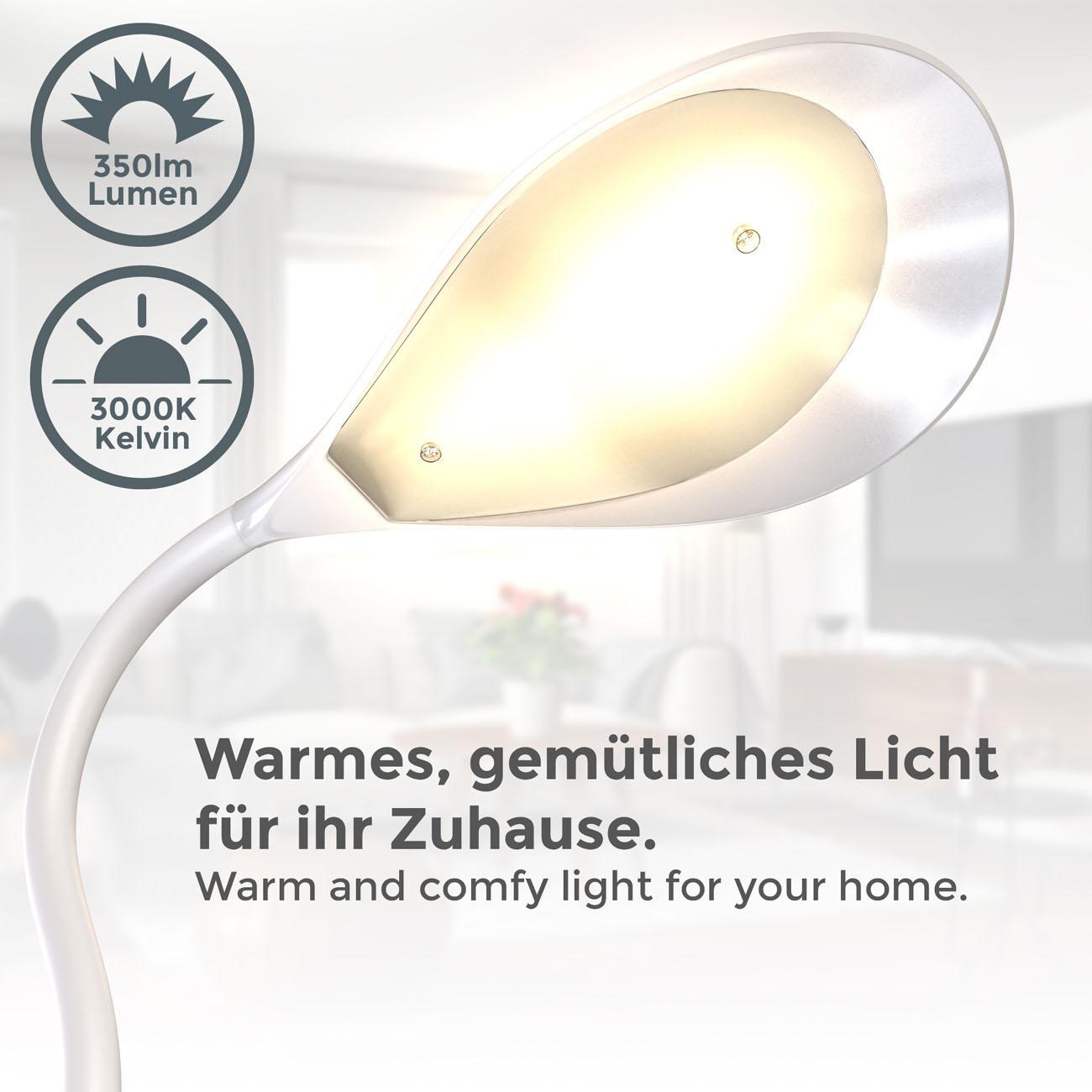 LED Klemmleuchte weiß - 5
