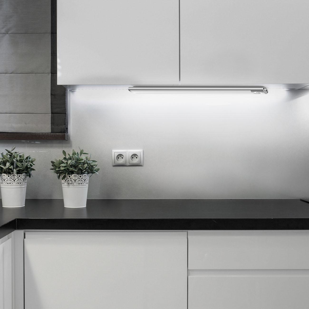 LED Unterbauleuchte mit Magnethalterung - 8