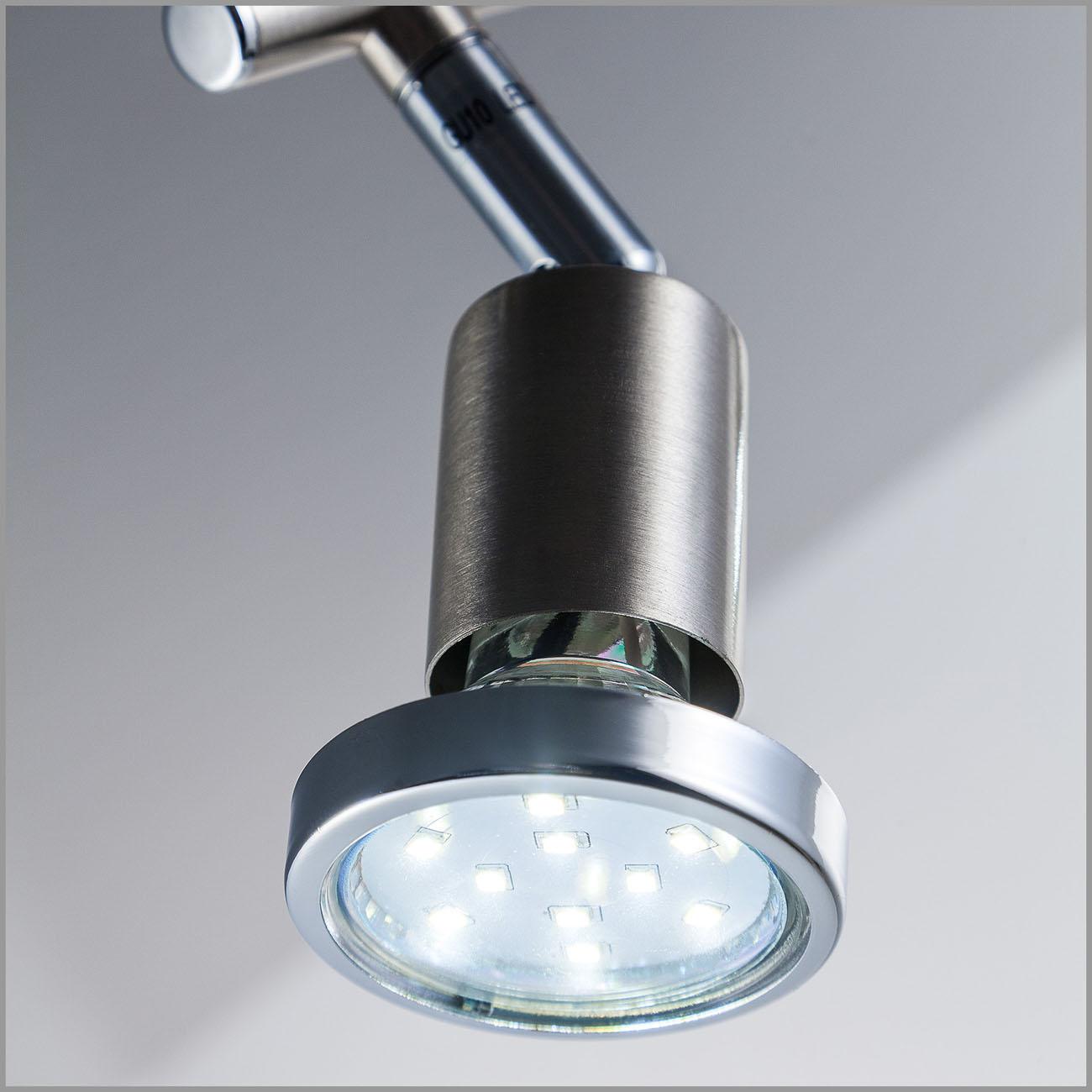 LED Deckenstrahler 2-flammig - 4