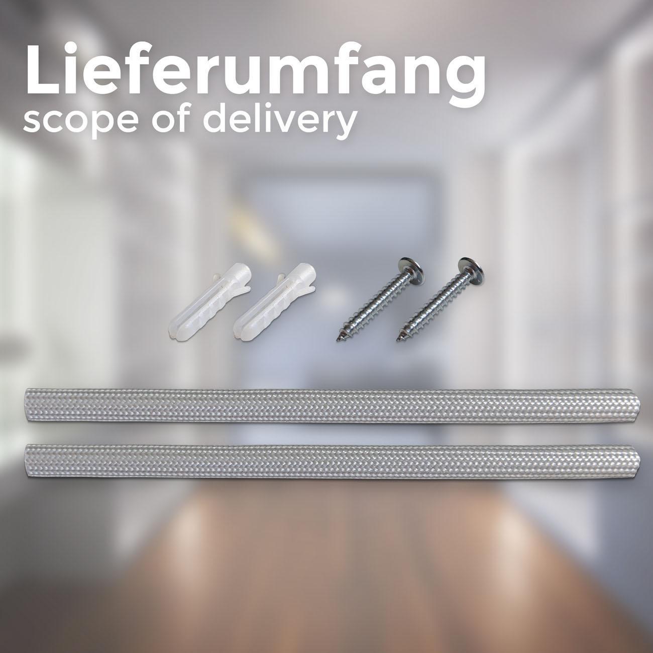 LED Design Deckenleuchte in Wellenform - 8