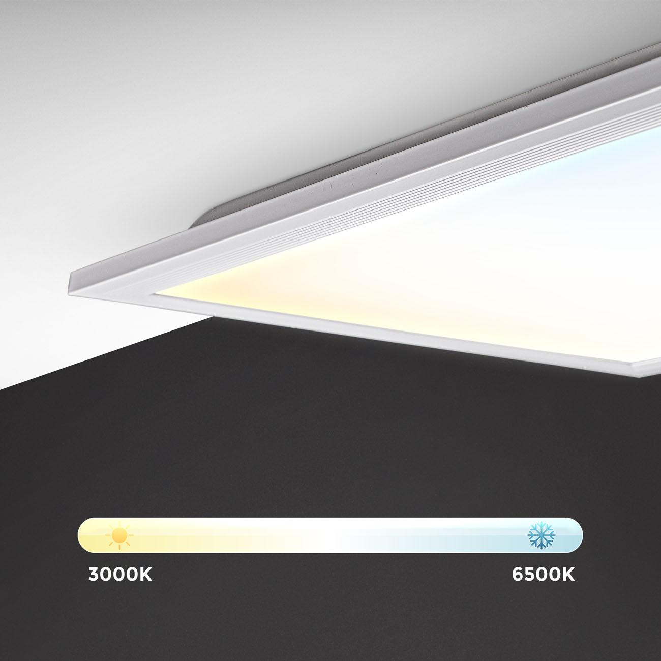 CCT LED Panel ultra-flach weiß - 4