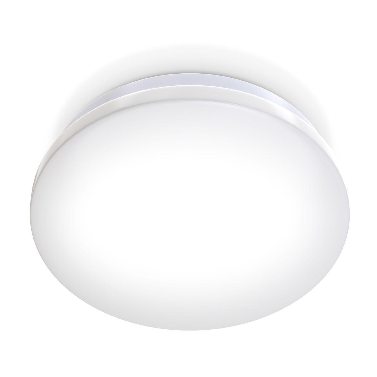 LED Deckenleuchte Badleuchte IP44 rund weiß