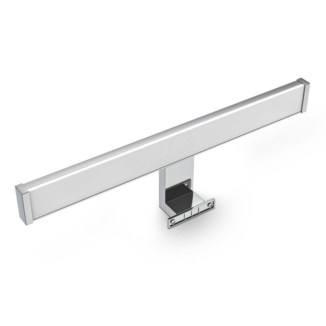 LED Spiegelleuchte Badlampe IP44 chrom - 4