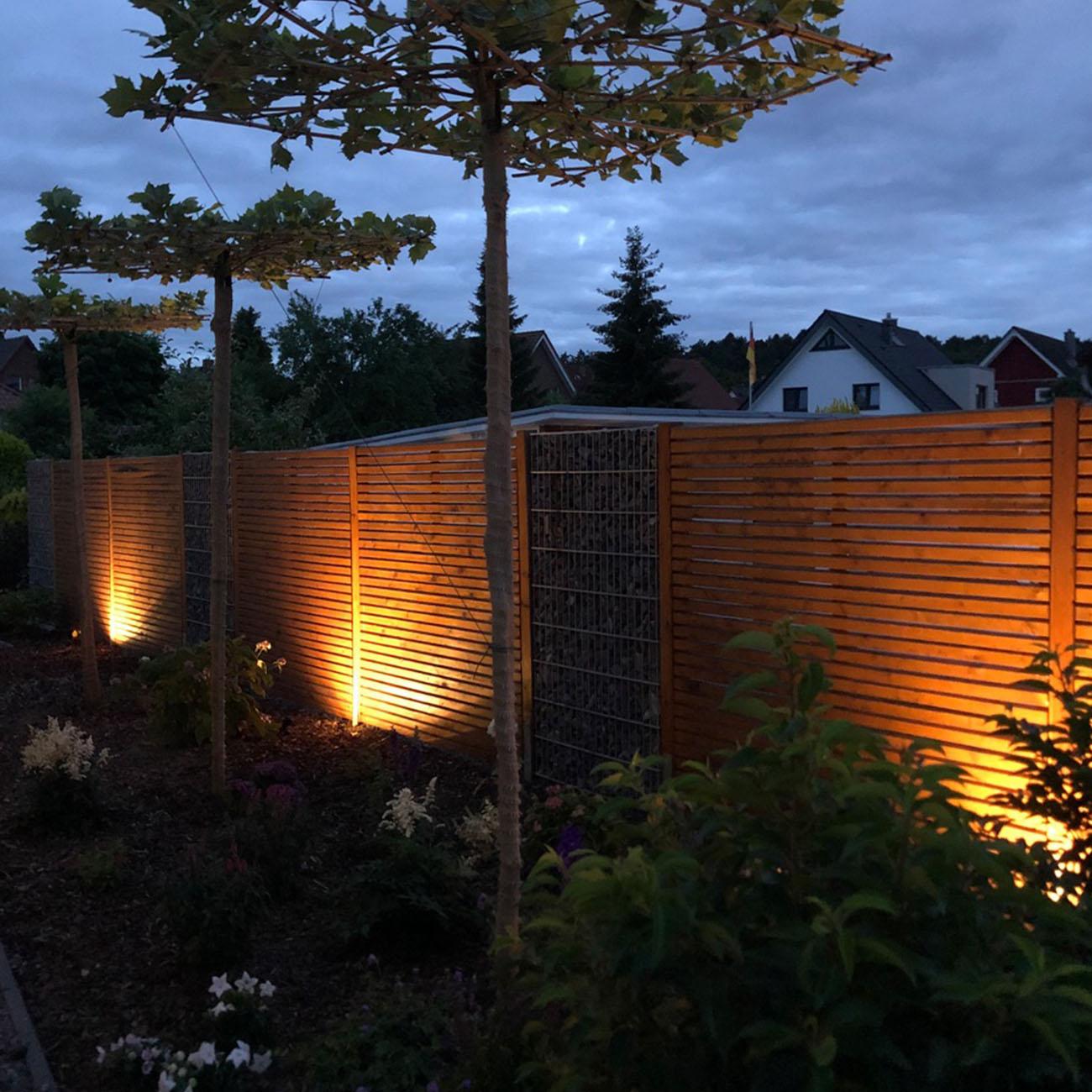 LED Erspieß Gartenstrahler IP44 | 2er Set - 4