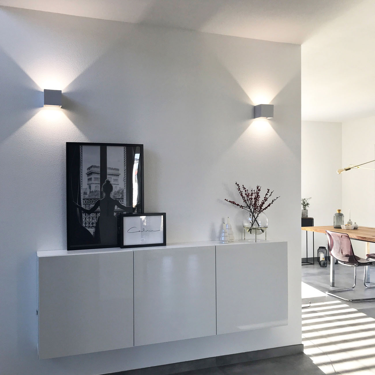 LED Wandleuchte Wandspot für Innen und Außen IP44