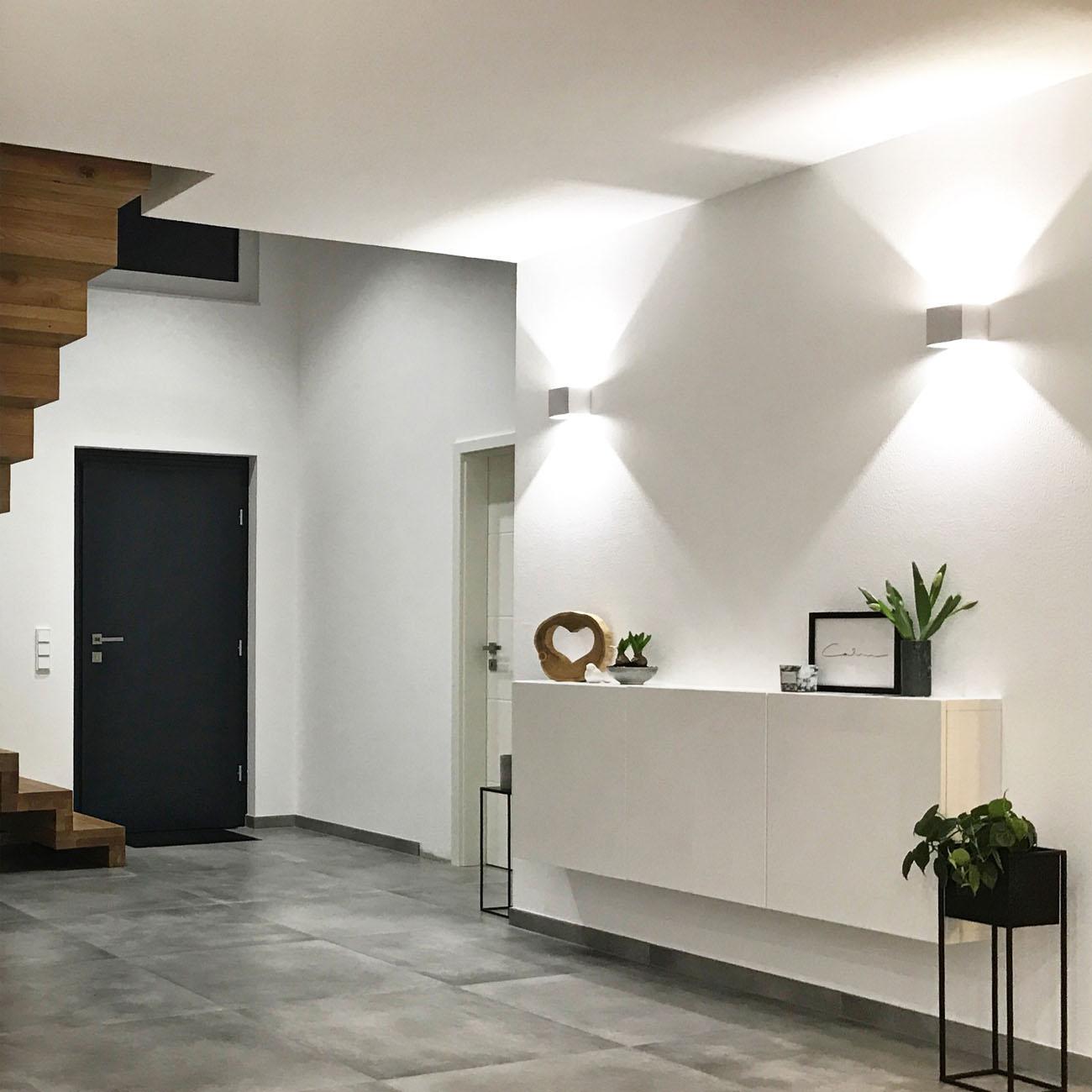 LED Wandleuchte Wandspot für Innen und Außen IP44 - 10
