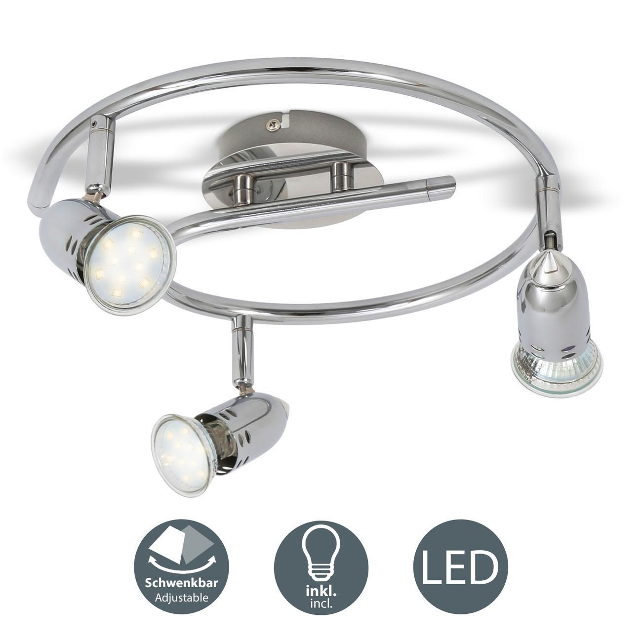 LED Deckenleuchte Spotleuchte GU10 - 3