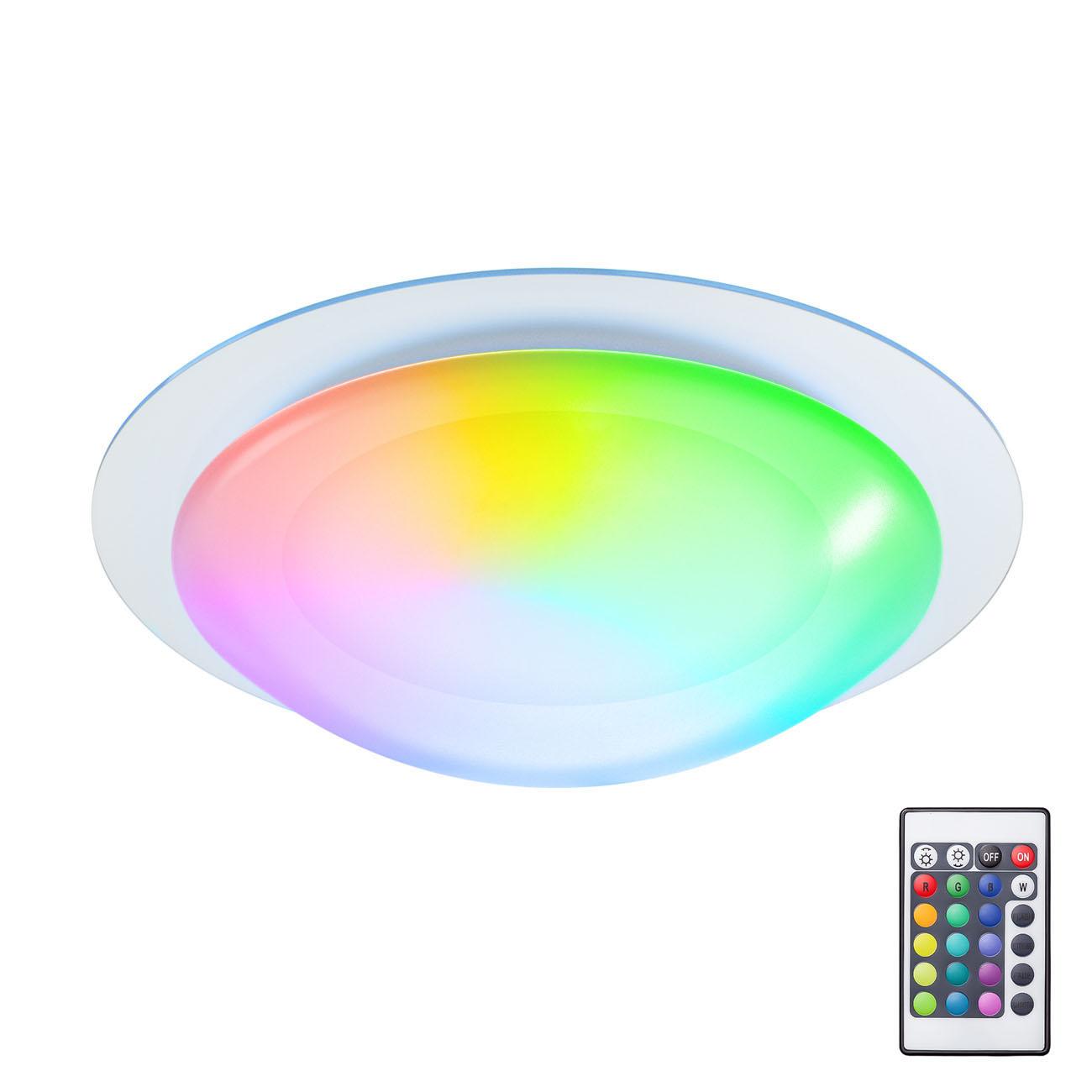 LED Deckenleuchte Ambientelicht mit 16 Farbmodi IP44