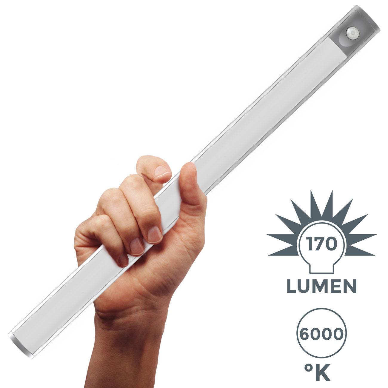 LED Unterbauleuchte mit Magnethalterung - 5