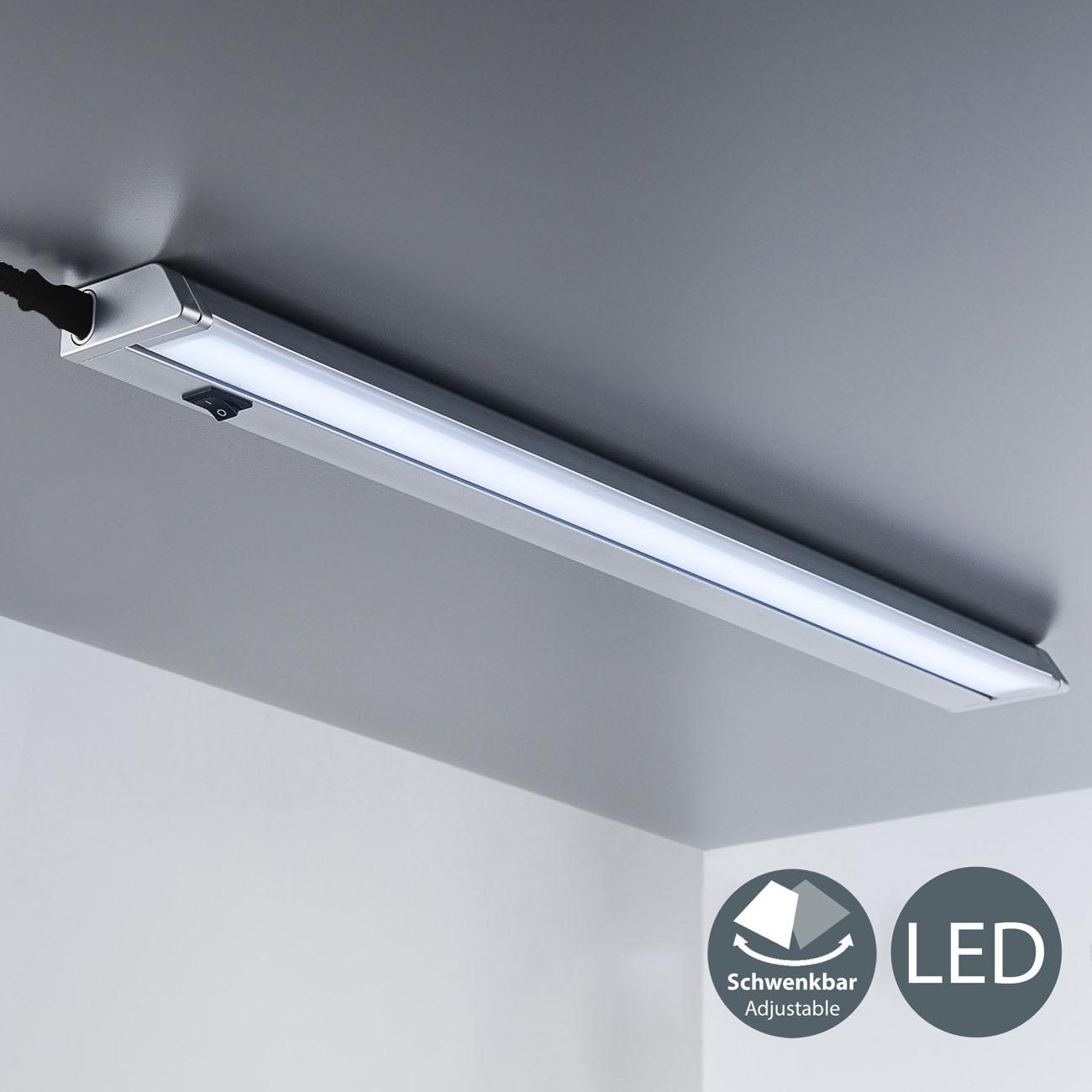 LED Schrankleuchte Unterbauleuchte silber-grau - 3