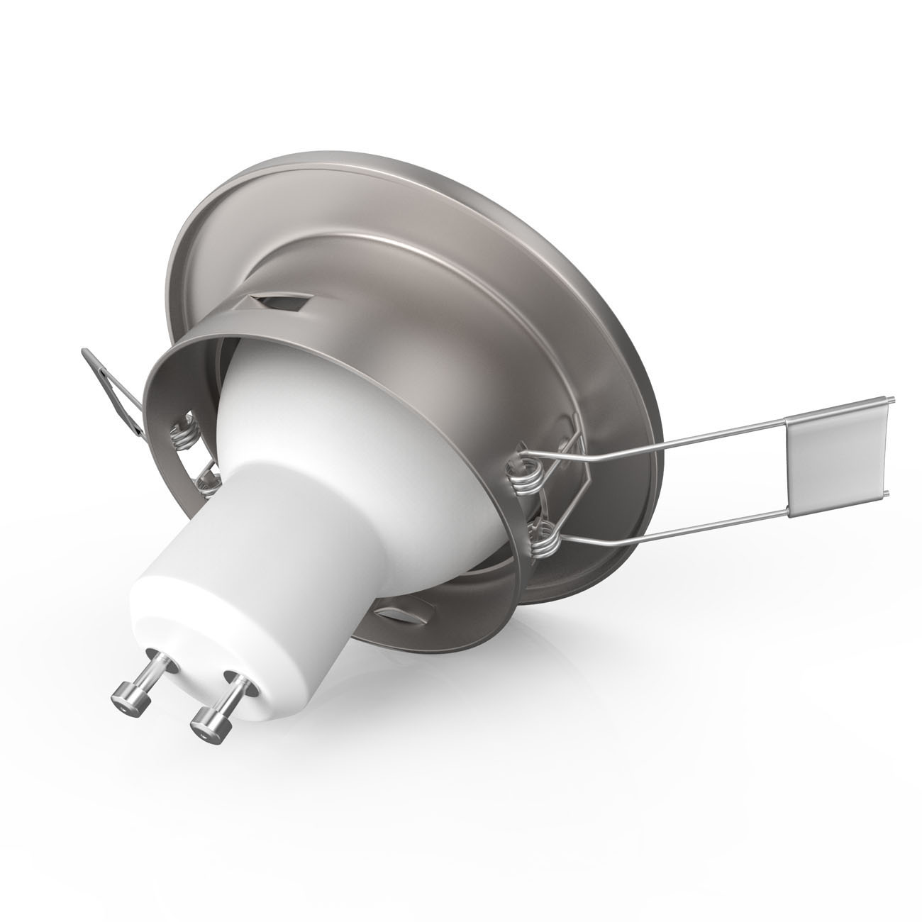 LED Einbaustrahler | Einbauleuchte 5er SET | 5W inkl.GU10 Stufendimmer Schwenkbar - 6