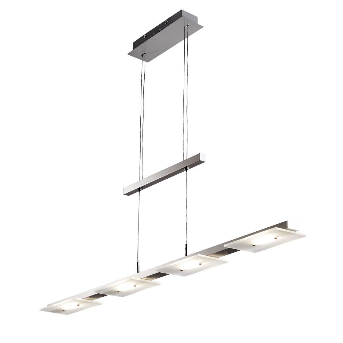 LED Pendelleuchte Hängelampe höhenverstellbar
