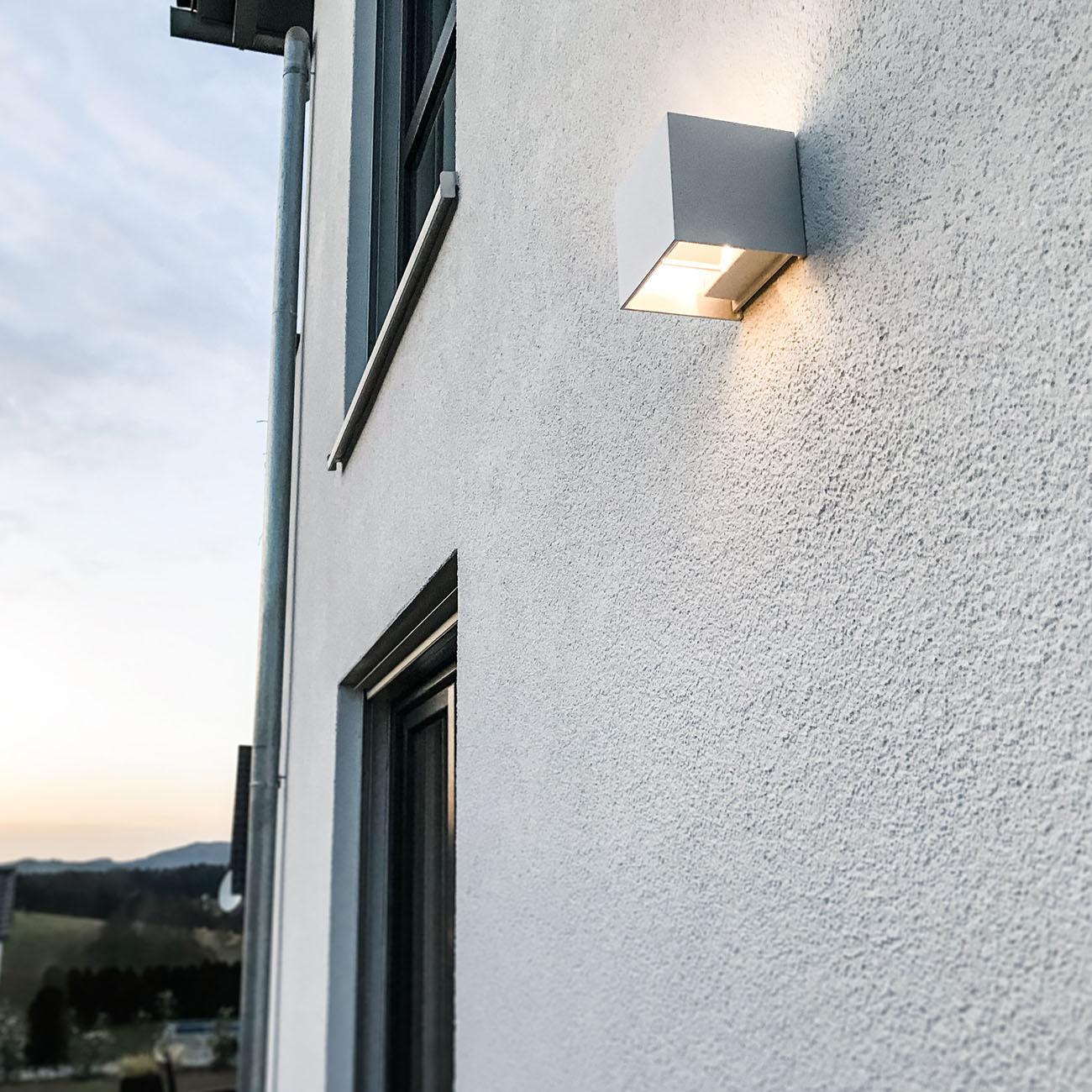 LED Wandleuchte Wandspot für Innen und Außen IP44 - 4