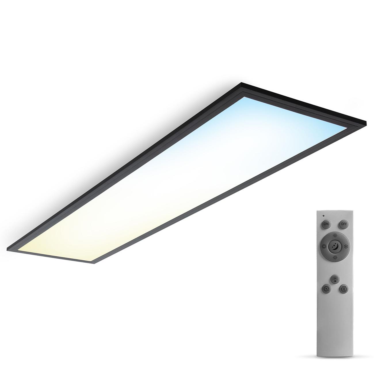 CCT LED Panel mit Timer und  Nachtlichtfunktion