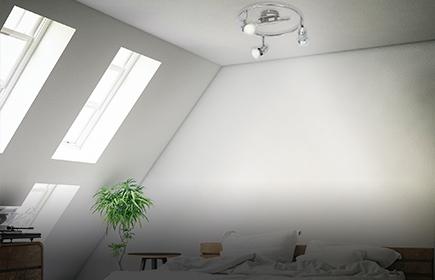 Deckenstrahler für das Schlafzimmer entdecken
