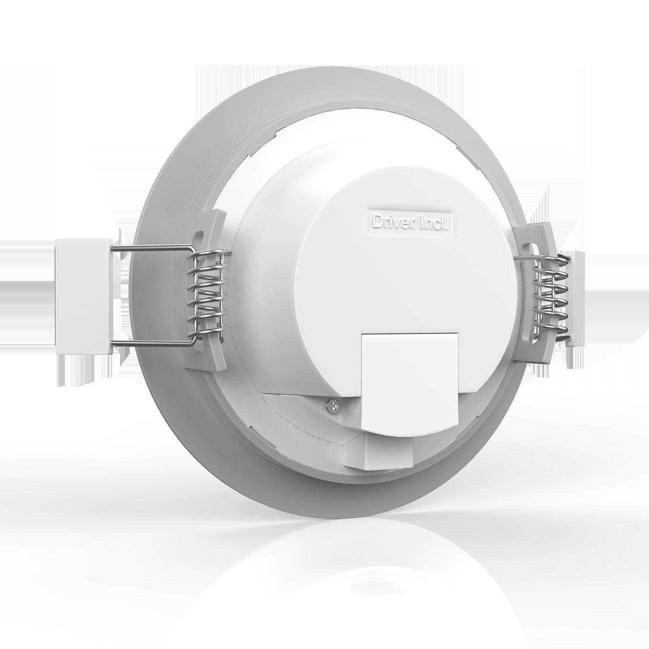 LED Einbaustrahler | Einbauleuchte 5er SET | ultra flach 5W - 5