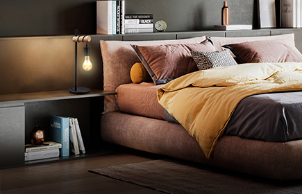 Innenleuchten für das Schlafzimmer im B.K.Licht Online Shop entdecken