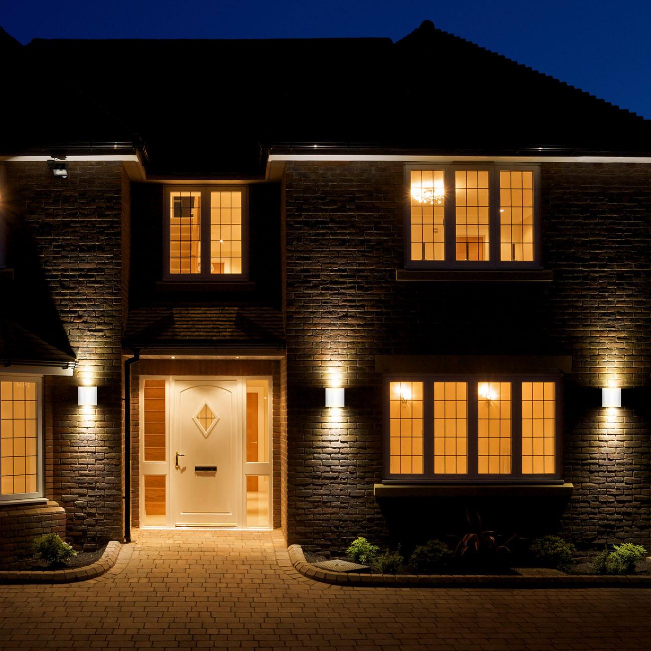 LED Wandleuchte Wandspot für Innen und Außen IP44 - 8