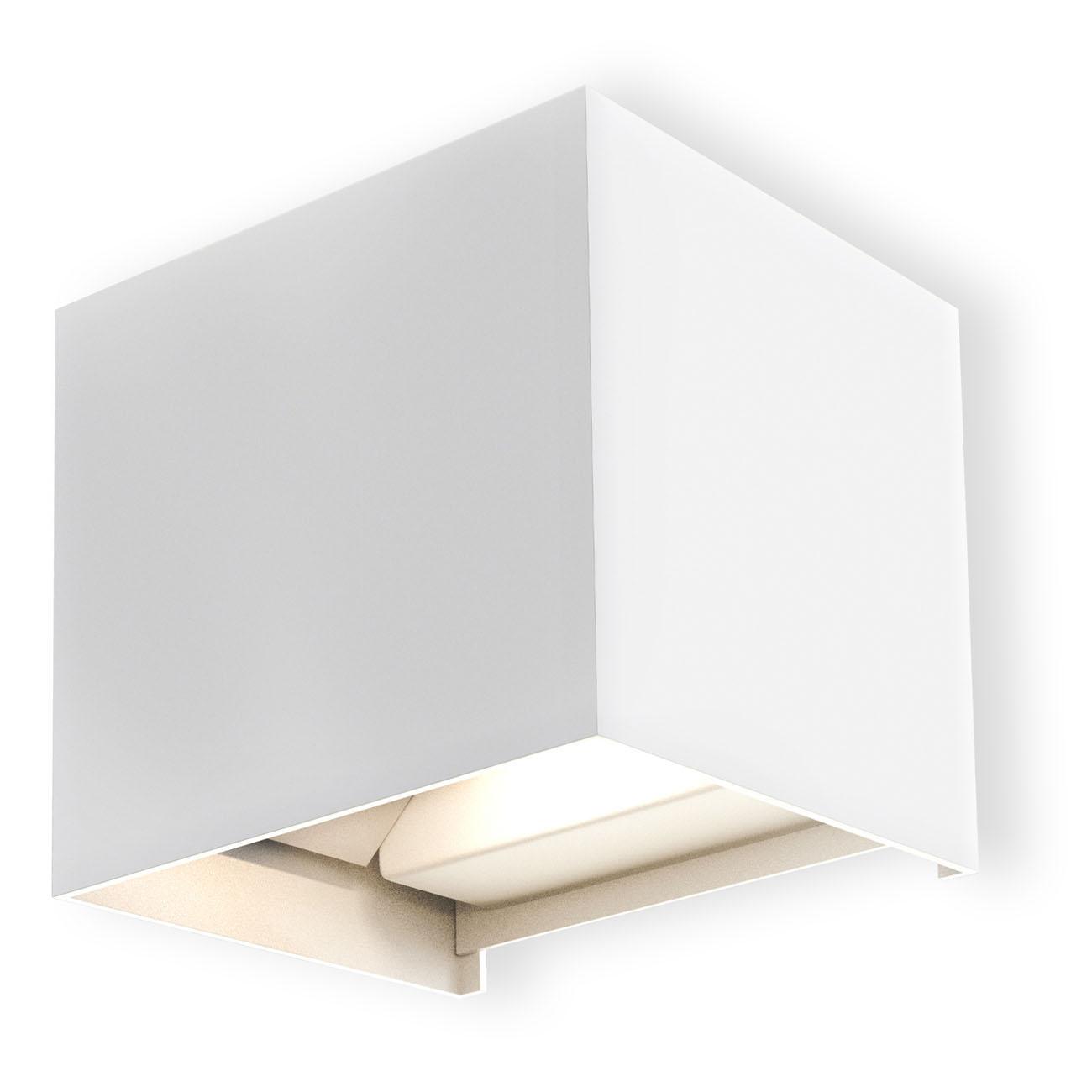 LED Wandleuchte Wandspot für Innen und Außen IP44 - 1