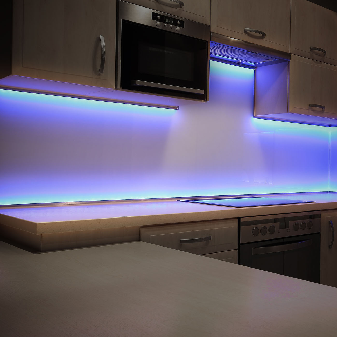 Smart WiFi LED RBG Stripe 3m