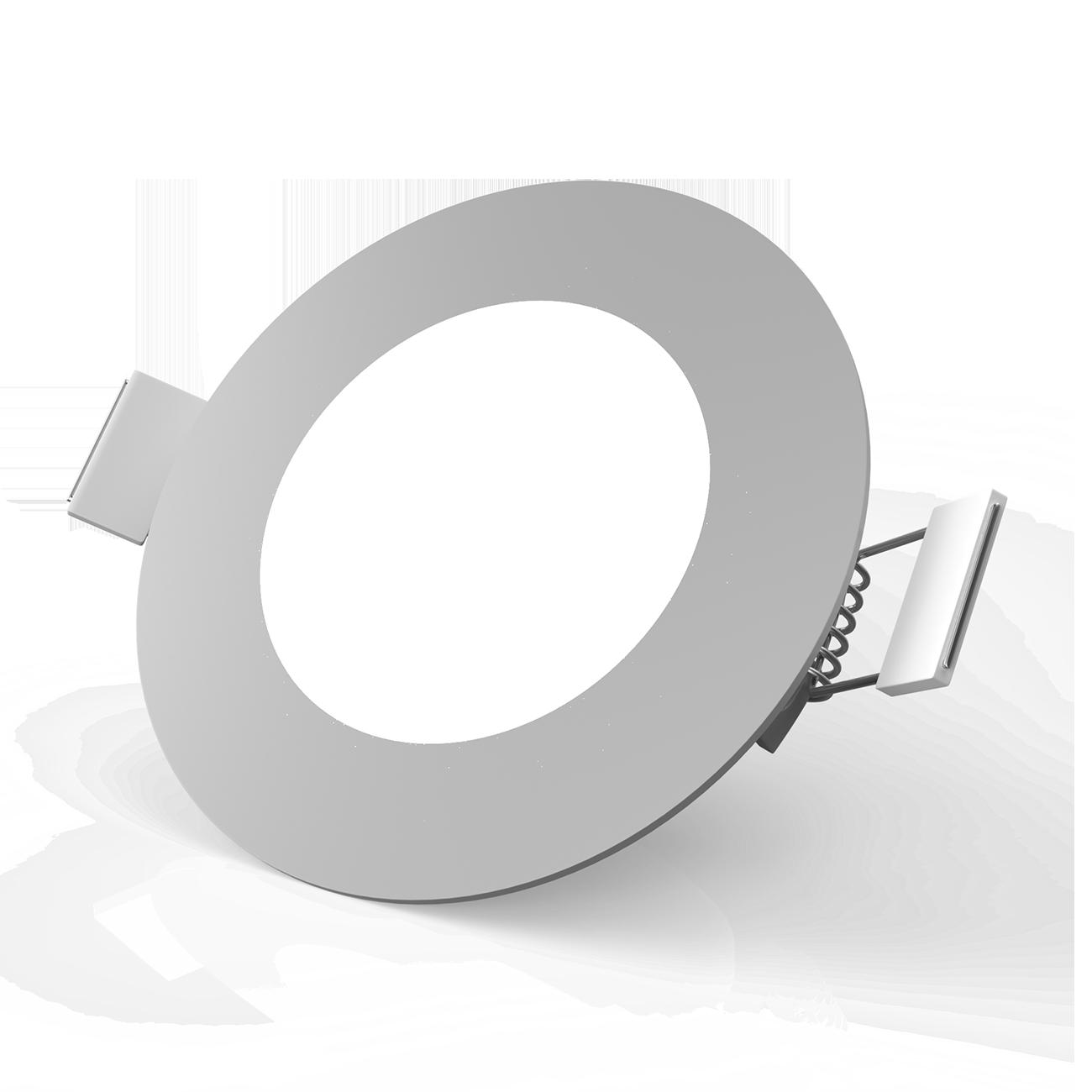 LED Einbaustrahler | Einbauleuchte 5er SET | ultra flach 5W - 4