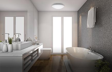 Leuchten und Lampen für das Bad entdecken