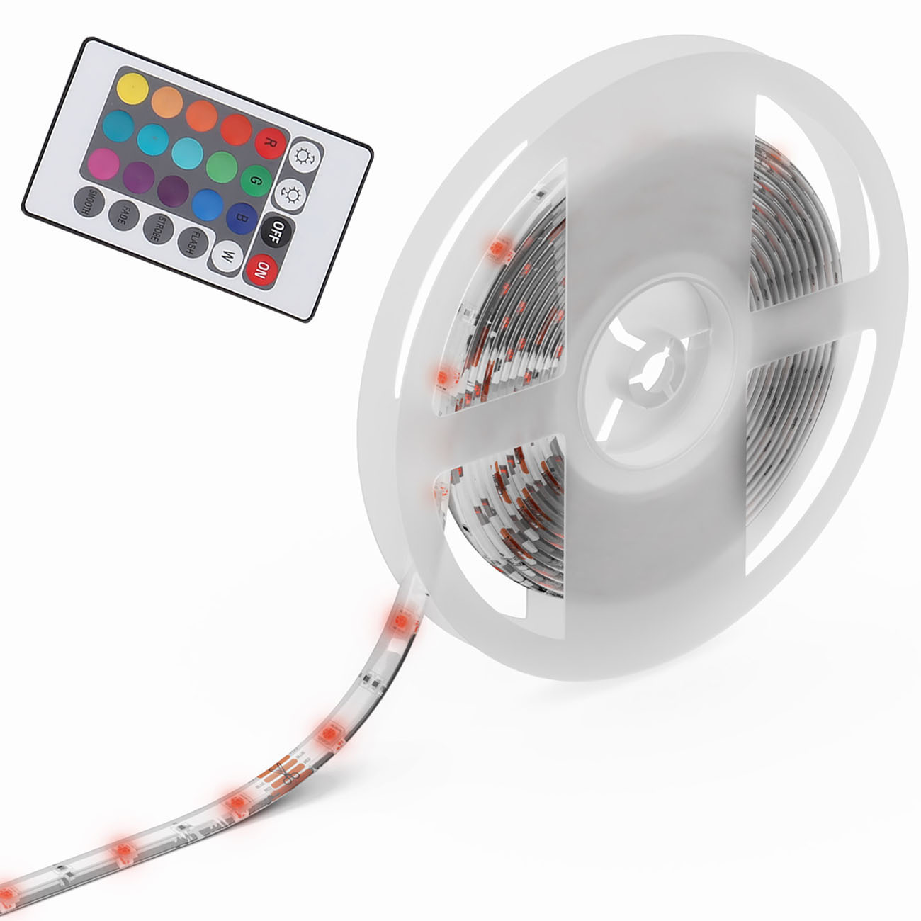 LED Flexband RGB 5m - 1